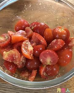 【レシピ】やみつき☆トマトのナムル♪ダイエット中にも♪救済レシピ