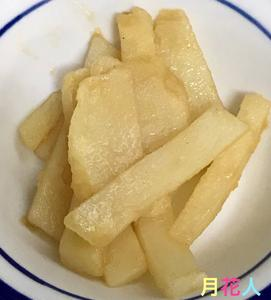 【レシピ】レンジDEじゃが芋ナムル♪お弁当にも♪