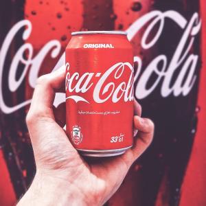 【バフェット太郎さん銘柄】コカコーラ売上高は予想ほど落ち込まず株価上昇