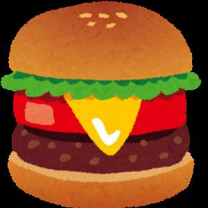 夏枯れ相場?~ハンバーガーの日