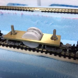 鉄道模型 通電が悪くなった線路の簡単クリーニング方法