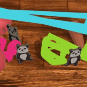 新感覚アプリ「らくがきAR」の使い方を紹介!!スマホの画面の中で書いた絵が動き出す!?