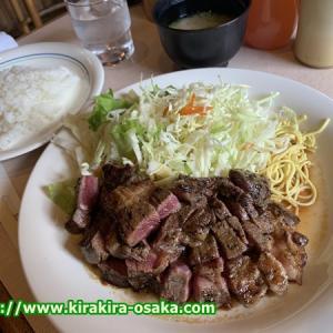 亜茶羅(あちゃら)のランチ・魅力はコスパが良いボリュームたっぷりのステーキ