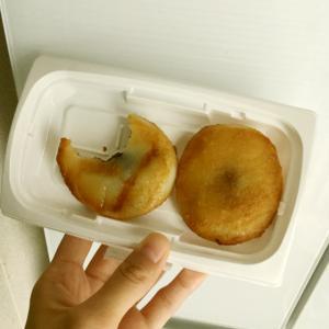 揚げ食パンを食べた日の食事記録〜高カロリーな1日〜