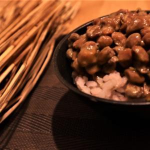 納豆が藁(わら)に包まれているのはなぜ!?本物の水戸納豆を食べながらお伝えします