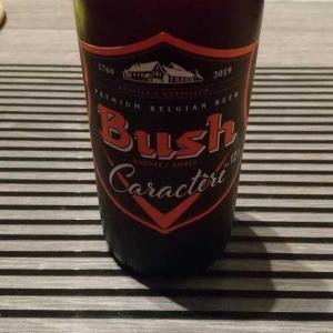 Bush AMBER とかいうビール