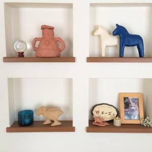 無印良品【壁に付けられる家具:棚】を使って空いているスペースを有効活用のはずが・・・