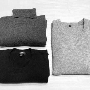 ゆるミニマリストの冬服(2020)