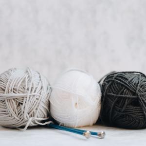 編みぐるみ 初心者が作れる? 初心者でも作れるくま♪