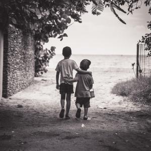 【発達障害】グレーゾーンの長男と健常児次男の関係 信頼関係と立ち位置