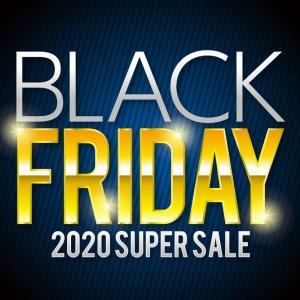 黒い金曜日スーパーセール開催のお知らせ-ニシジブラックフライデー2020