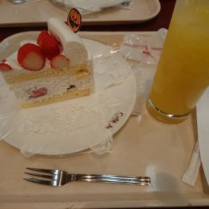 ダイエット26日目(昼ごはん&スイーツ)