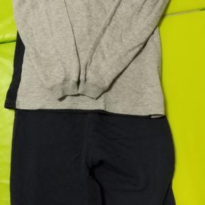 中1息子。中学受験の真っ只中に来てた服が、恥ずかしすぎる!