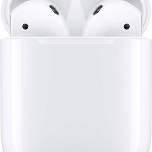 Amazon商品紹介【Apple AirPods with Charging Case】
