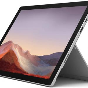 Amazon商品紹介【Microsoft ストア限定】3点セット: Surface Pro 7 (Core-i5 / 8GB / 128GB / プラチナ) + 専用タイプカバー + Surface ペン 】