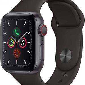 Amazon商品紹介【Apple Watch Series 5(GPS + Cellularモデル)- 44mm 】