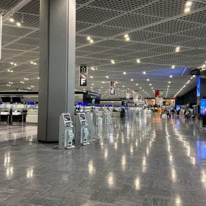 【渡航】タイに向けて出発です