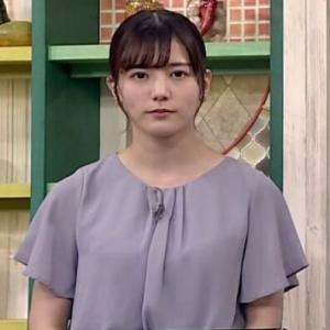 清水唯菜さん、イノシシを目撃した時の対策を伝える(現地取材、マスク姿有り)