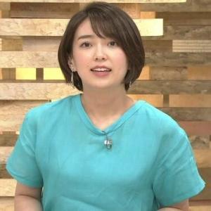 和久田麻由子さんショートカットがカワイイ Aug-24