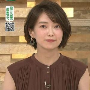 和久田麻由子さんショートカットがカワイイ Aug-27