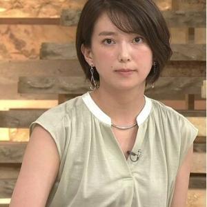 和久田麻由子さんショートカットがカワイイ Sep-2