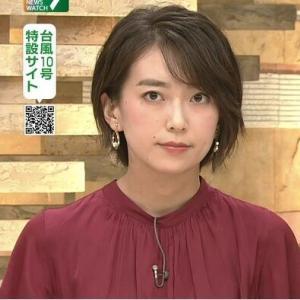 和久田麻由子さんショートカットがカワイイ Sep-4