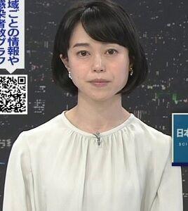 池田伸子さん、知的で清楚 Oct-3
