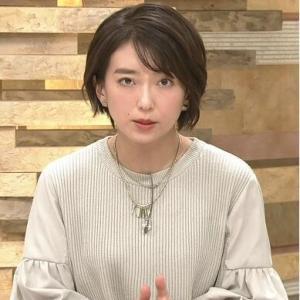 和久田麻由子さんショートカットがカワイイ Oct-2
