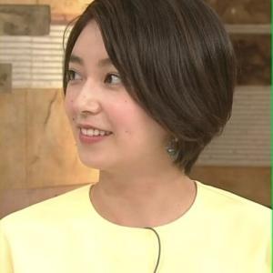 和久田麻由子さんショートカットがカワイイ Oct-5