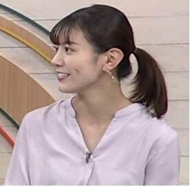 清水唯菜さん、目がパッチリでカワイイ Oct-6