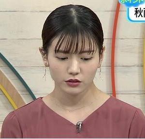 清水唯菜さん、目がパッチリでカワイイ Oct-8