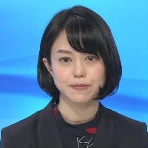 池田伸子さん、知的で清楚 NEWS(8:45) Oct-17