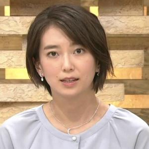 和久田麻由子さんショートカットがカワイイ Oct-16