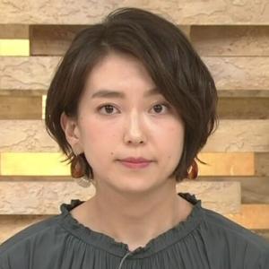 和久田麻由子さんショートカット キター!!と思っていたけど・・・ Oct-29