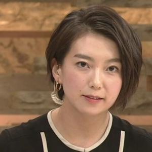 和久田麻由子さんショートカットがカワイイ Nov-4