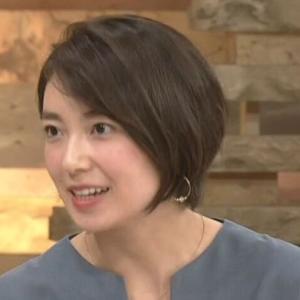 和久田麻由子さんショートカットがカワイイ Nov-3