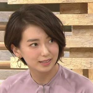 和久田麻由子さんショートカットがカワイイ Nov-5