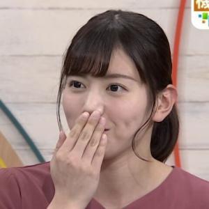 """清水唯菜さん、発売前の""""甲斐サーモンレッドのくん製""""を食べ「ツルンて感じ」Dec-3"""