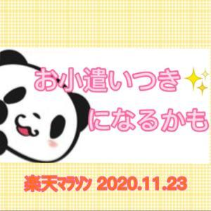 お小遣い付きカモな商品✨ 楽天マラソン参加者必見 11/23