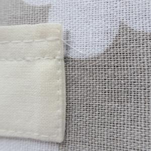 【注意】箱ポケット➁~縫い付け位置を合わせる
