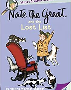 Nate the Great and the Lost List の付録