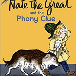 Nate the Great and the Phony Clue の英単語