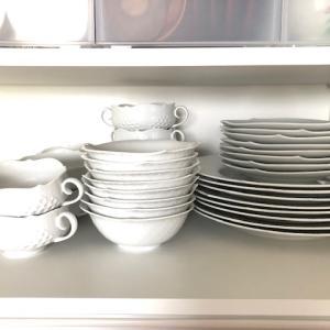 【実録】上にあるキッチン棚はボックスを活用して収納しよう!