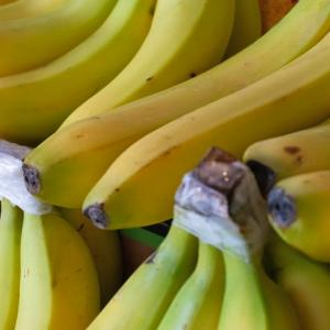 【長持ちの秘訣】少しの手間でバナナが日持ちする保存方法