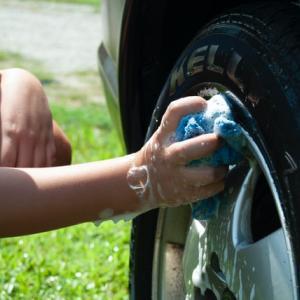【充実してる?】洗車して衣装ケースの解体でゆっくりする暇はない