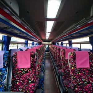 今日は都バスの日