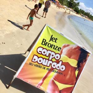 ブラジル人は(綺麗な)日焼け『跡』👙が大好き...
