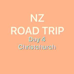 【NZ ロードトリップ】Day4-カーフェリーで南島・クライストチャーチへ移動