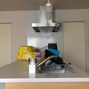 ずぼら主婦のキッチンリセットと食器洗い