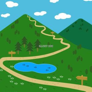 【車山山頂】トイプードルと壮大なスケールの景色を堪能!!